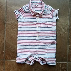 Baby Gap boy one-piece outfit
